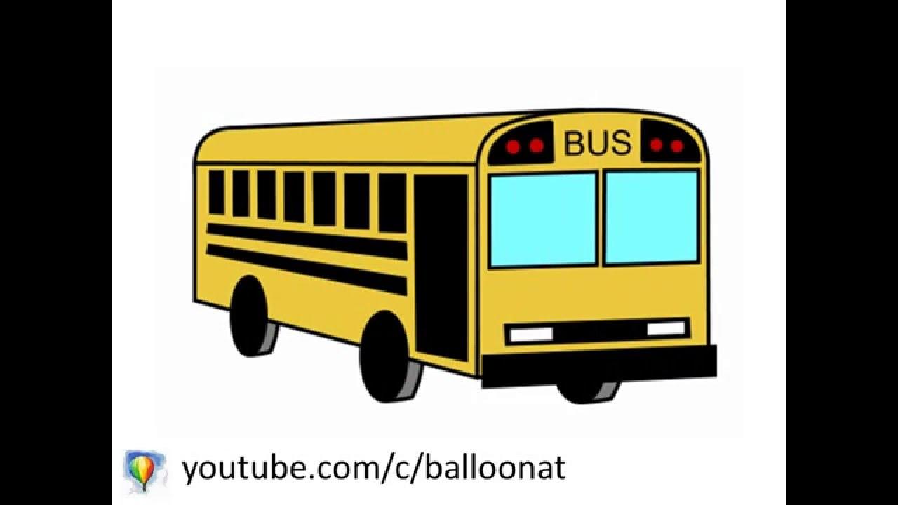 Drawn bus easy bus #11