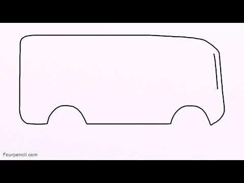 Drawn bus easy bus #9