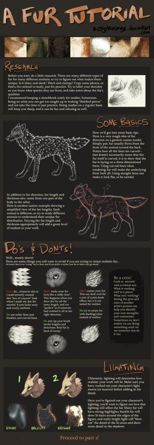 Drawn bush dog fur Painting Fur on by :thumb2