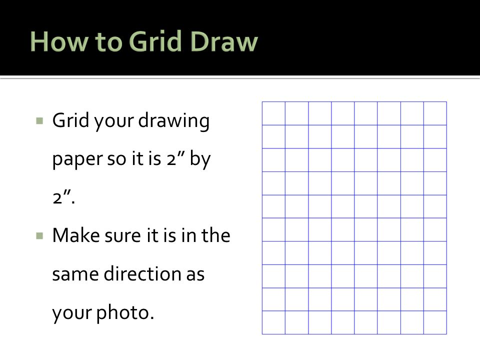 Drawn butterfly grid Is drawing Grid it ppt