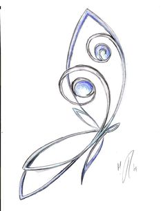 Drawn butterfly side view Tattoo Infographic Eason Butterfly butterfly