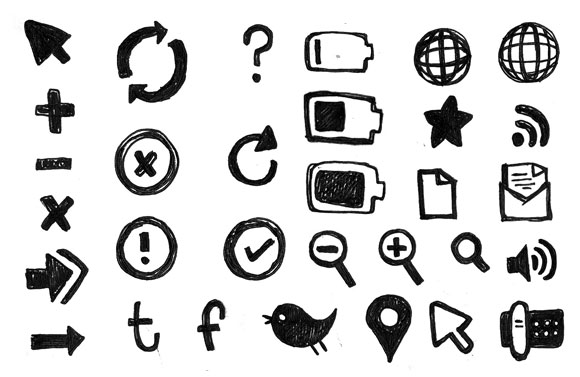 Drawn button 1 Drawn Icons cost No