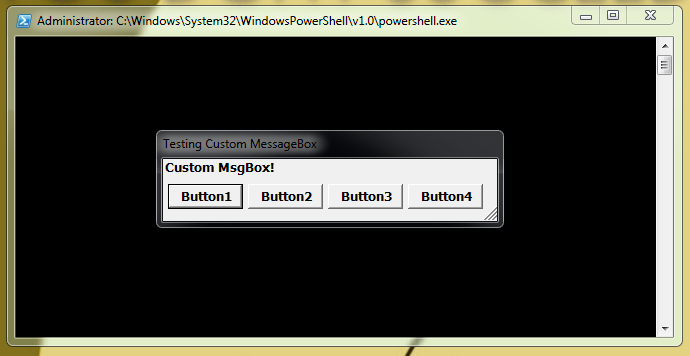 Drawn button user interface #14