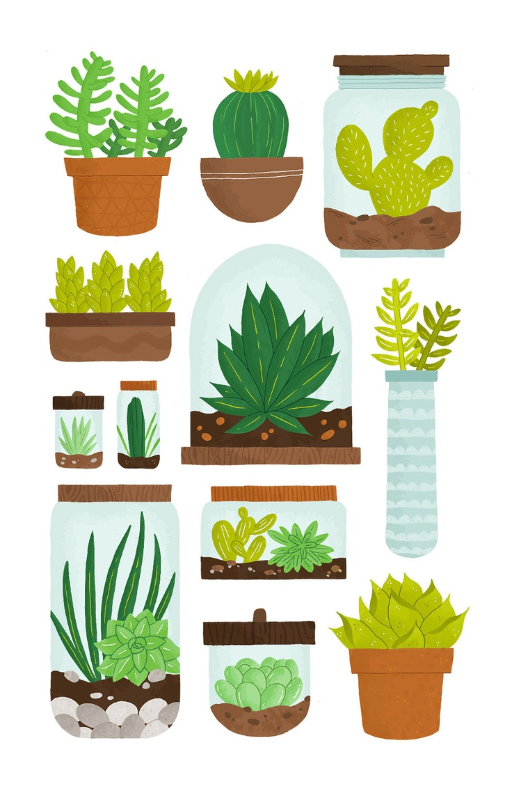 Drawn cactus small Pin images and draw 44