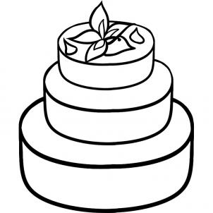 Drawn cake To how to cake draw