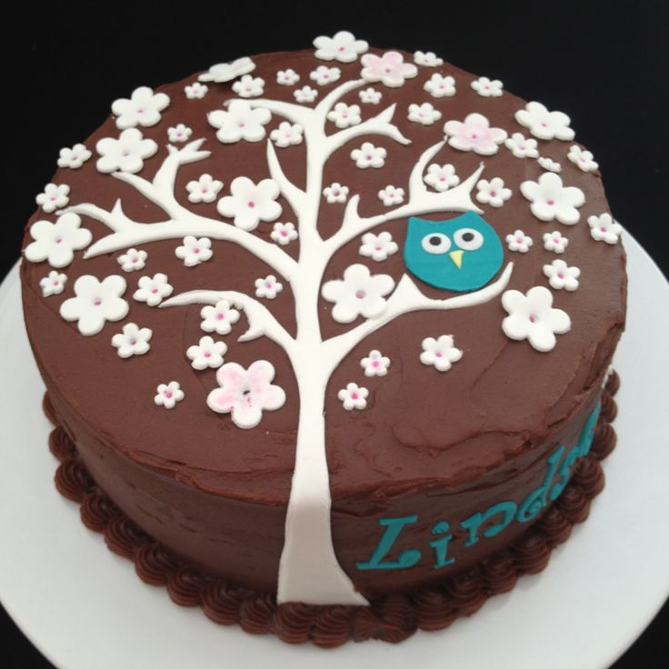 Drawn cake owl Co all your best visit