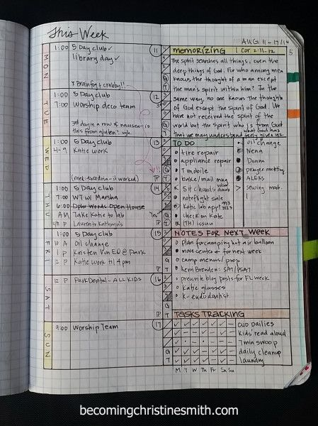 Drawn calendar Bullet on best DIY composition