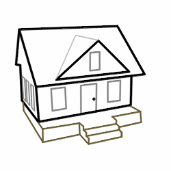 Drawn camel house To houses Houses Draw cartoon