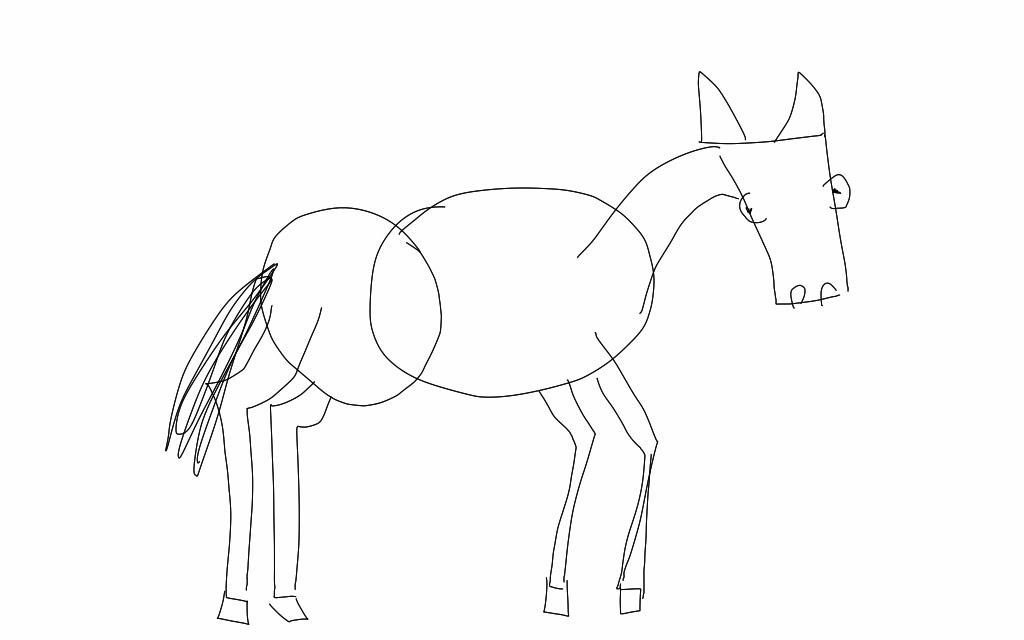Drawn camels Less draw I I the