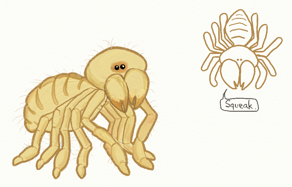 Drawn camels cute Something things  Spider Camel