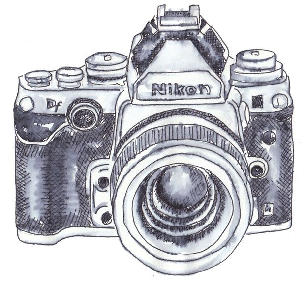 Drawn camera On ideas on Drawing Find