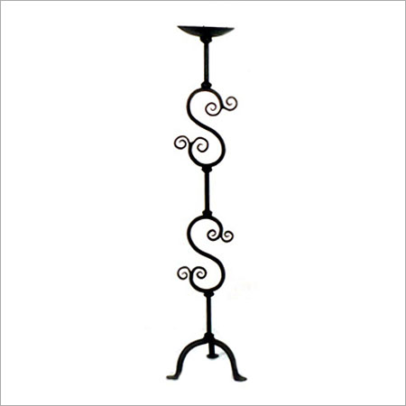 Drawn candle candle stand Stand Jodhpur Candle Iron Dealers