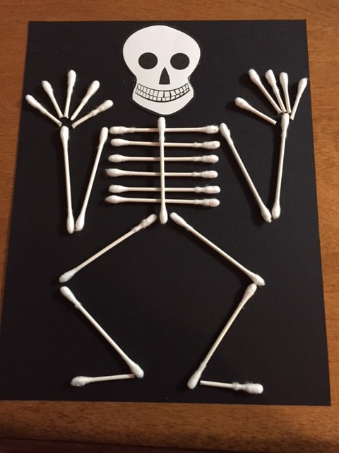 Drawn candle halloween skeleton To and  Halloween loved
