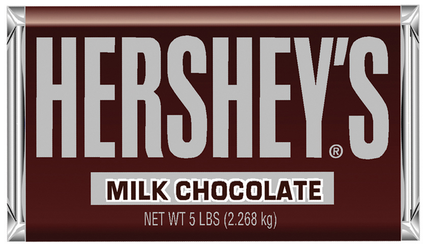 Candy Bar clipart hershey's Behind The The candy Vuze