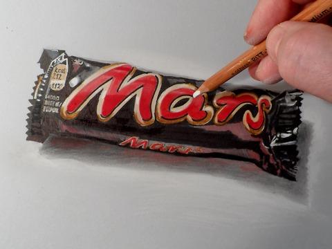 Drawn chocolate Coloring bar bar drawing chocolate