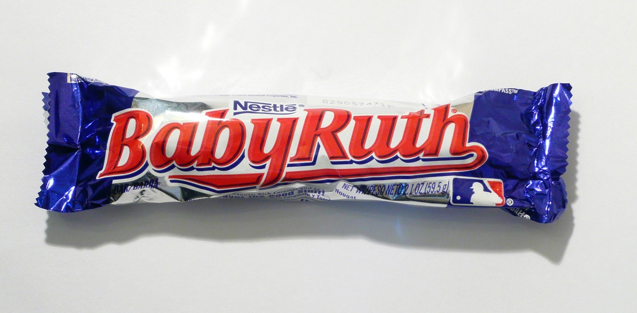 Candy Bar clipart baby ruth Bar candy Are you for