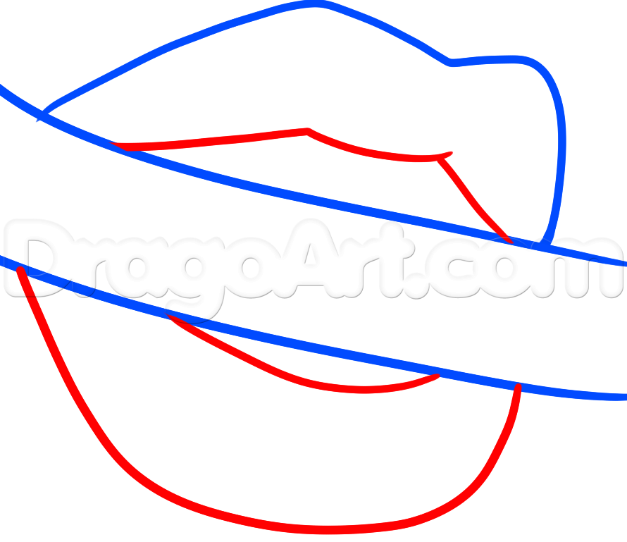 Drawn candy candy cane #10
