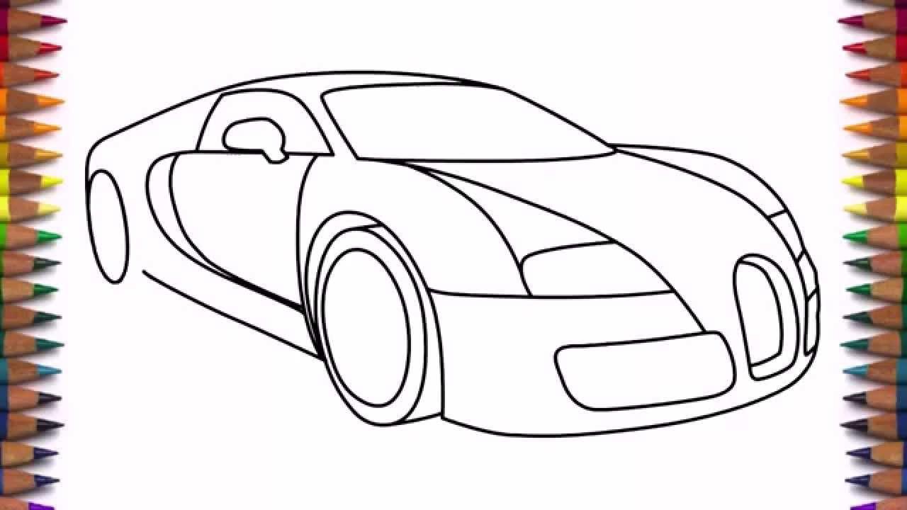 Drawn amd bugatti Bugatti How a car How