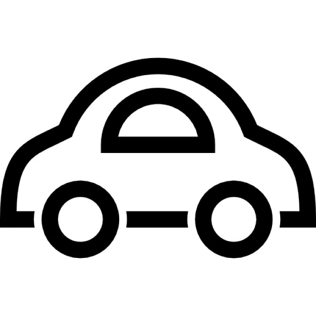 Drawn car toy car Files Photos Car outline Vectors