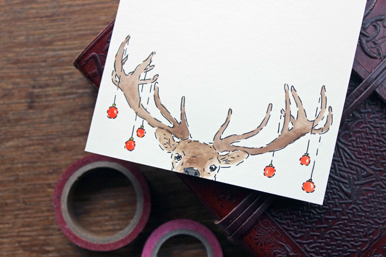 Drawn card drawing #3