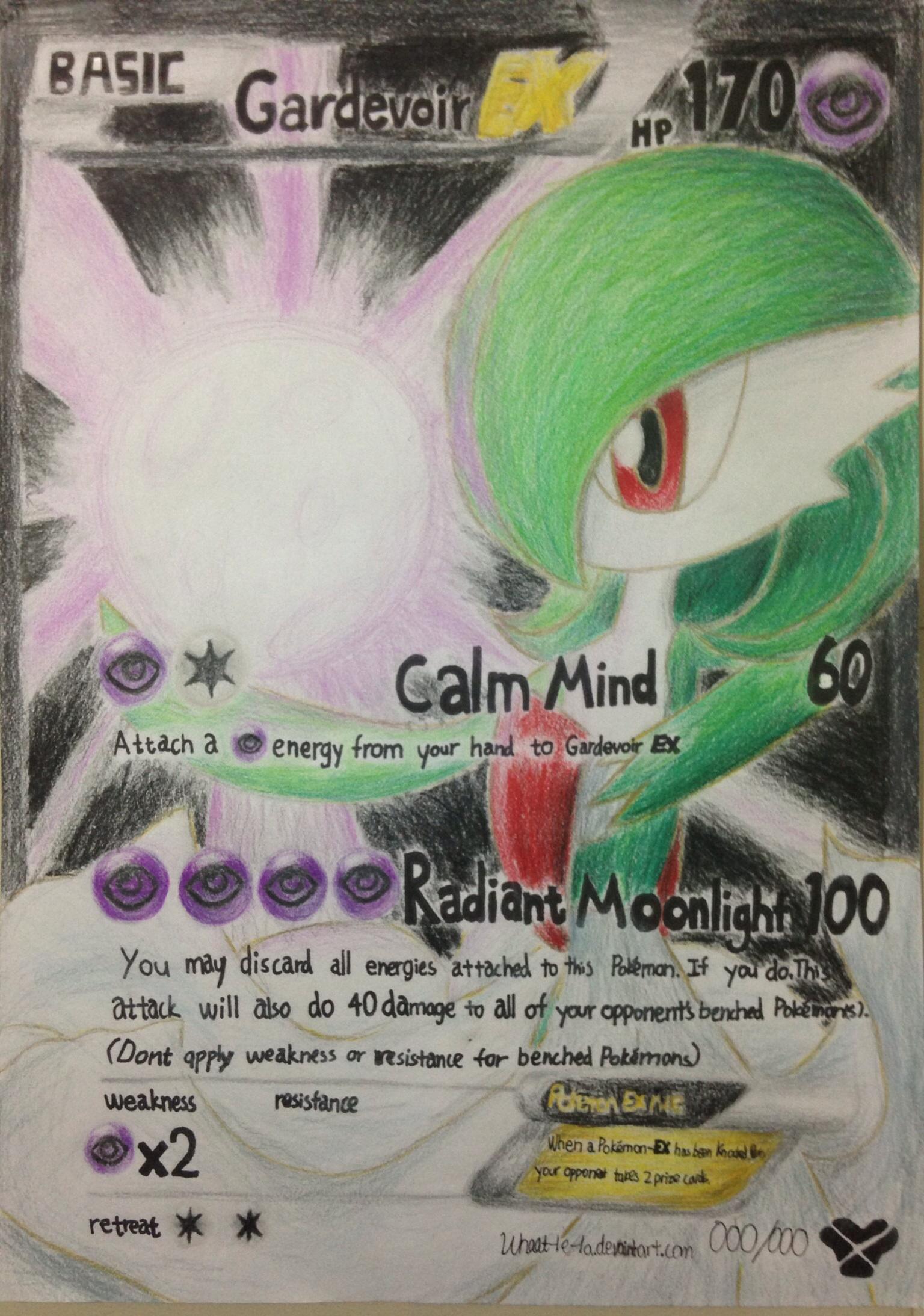 Drawn cards pokemon #7