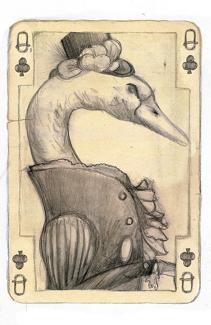 Drawn card poker #12
