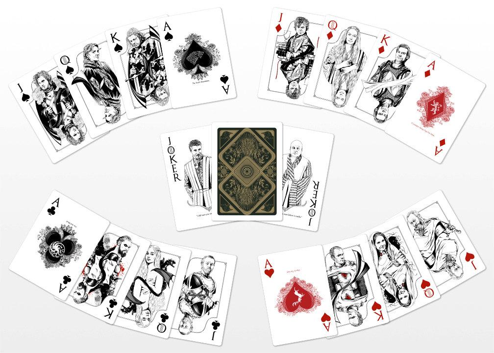 Drawn card poker #5