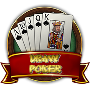 Drawn card poker #1