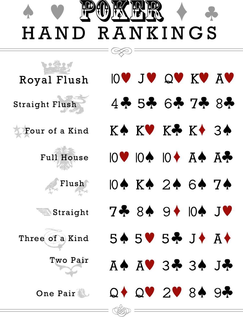 Drawn card poker #11