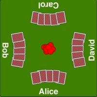 Drawn card poker #7