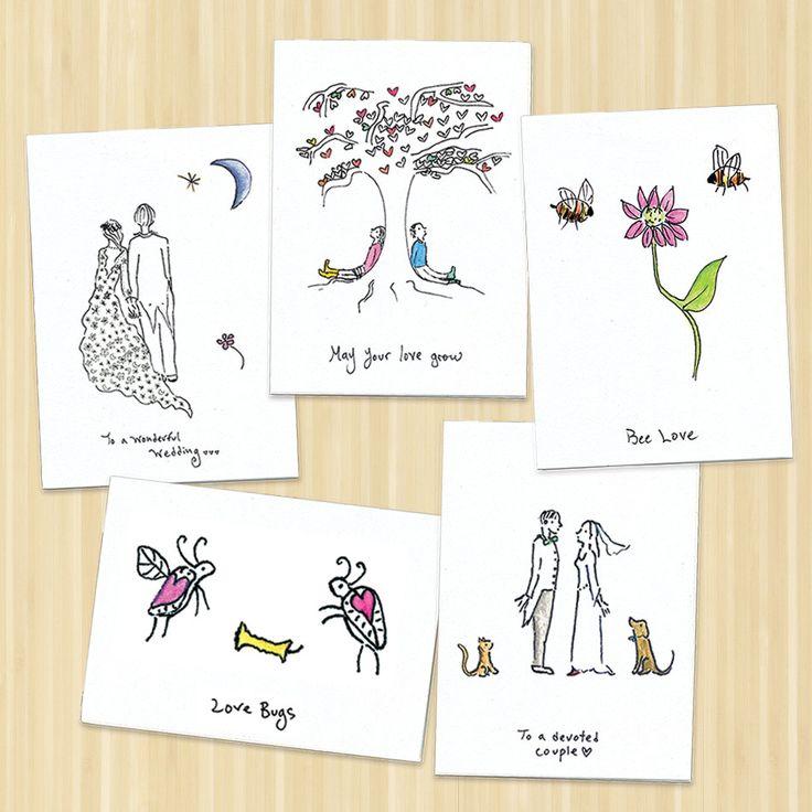 Drawn cards child #12