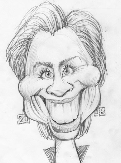 Drawn caricature Step Lessons Caricatures Drawing How