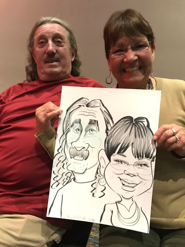 Drawn caricature airbrush Over at Party's years for