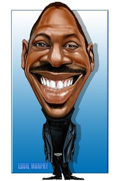 Drawn caricature airbrush ・・・ Caricature turned  Illustrations