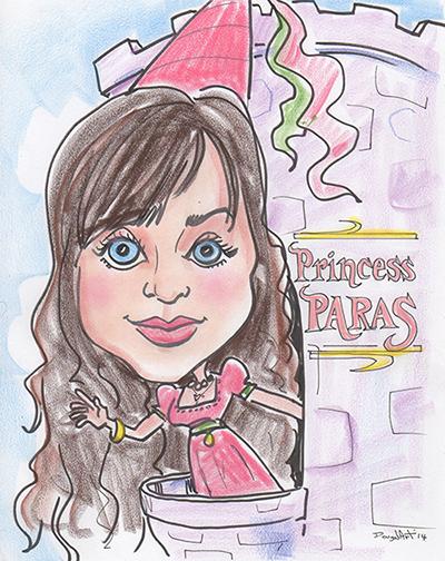 Drawn portrait cartoon Cartoon workers appreciative to just