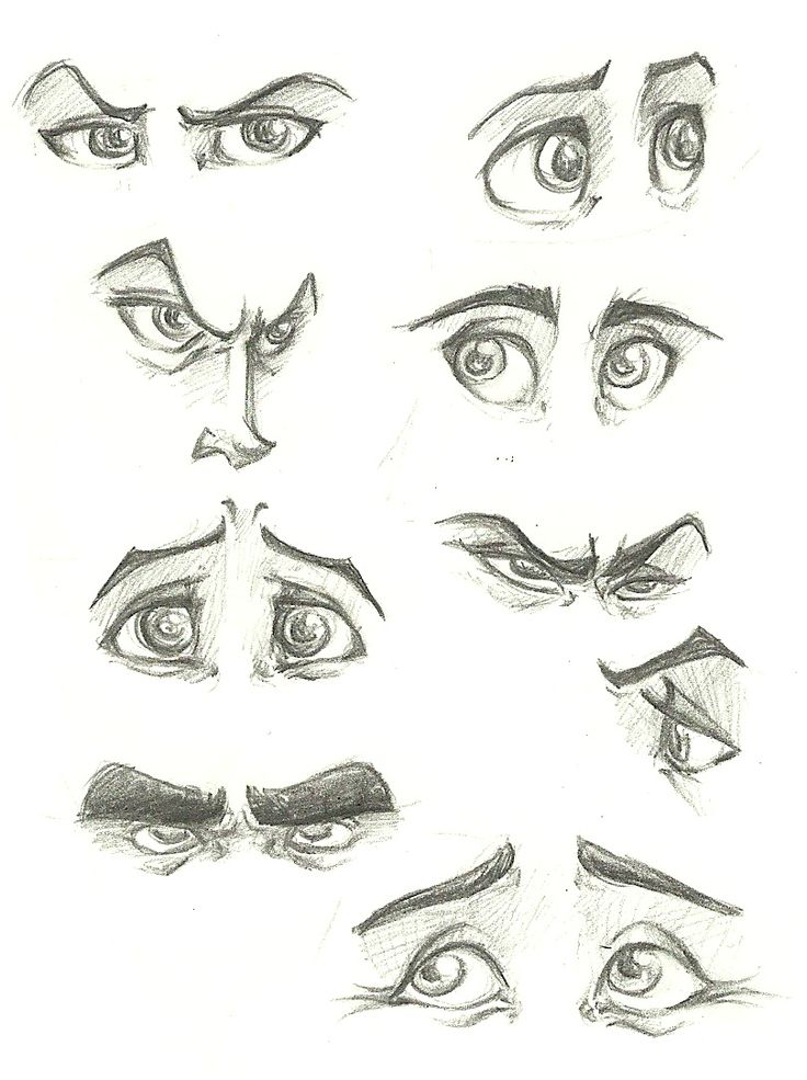 Drawn caricature characterture #6