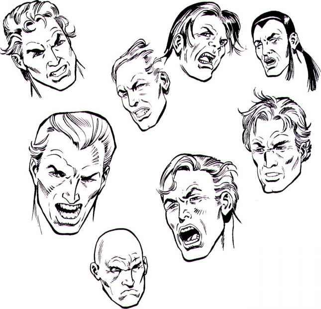 Drawn teeth different Draw Nava Comic Arts Cartoons