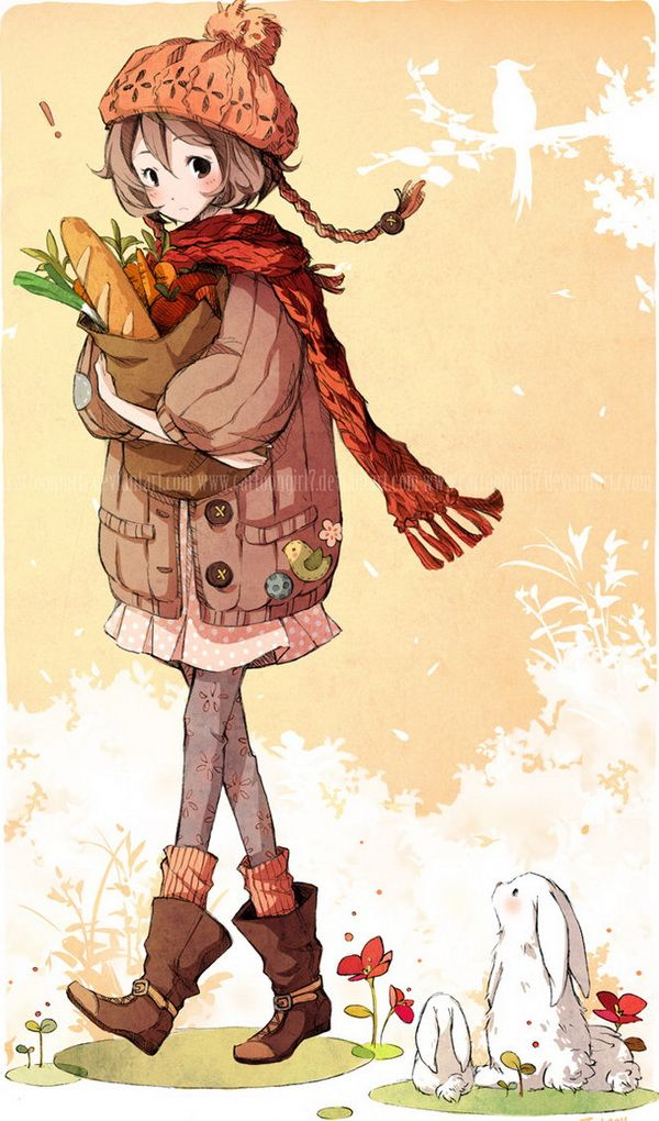 Drawn carrot By Cartoongirl7 best Anime images