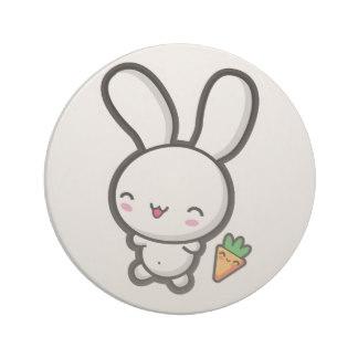 Drawn carrot And Carrot Coaster Kawaii Carrot
