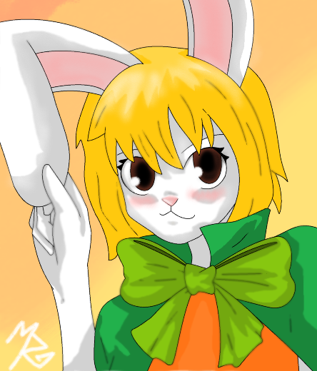 Drawn carrot Drawn By Ragonese Ragonese