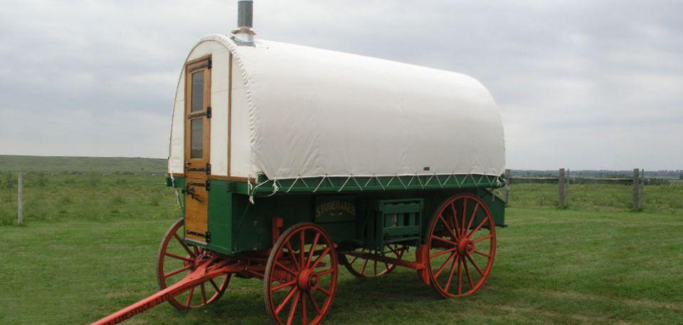 Drawn cart sheep Hansen Wood Wagons Stagecoach Wheels