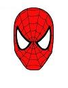 Drawn cartoon spiderman #11