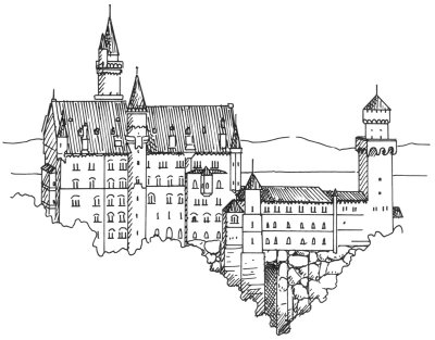 Drawn castle To HowStuffWorks Image Castles draw
