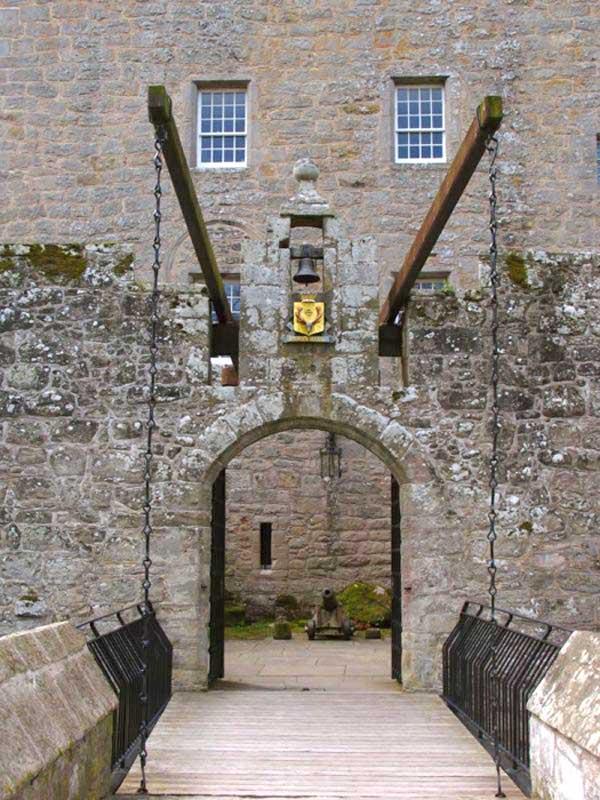 Drawn castle castle gate Iron Gates Draw 1214BT Castle