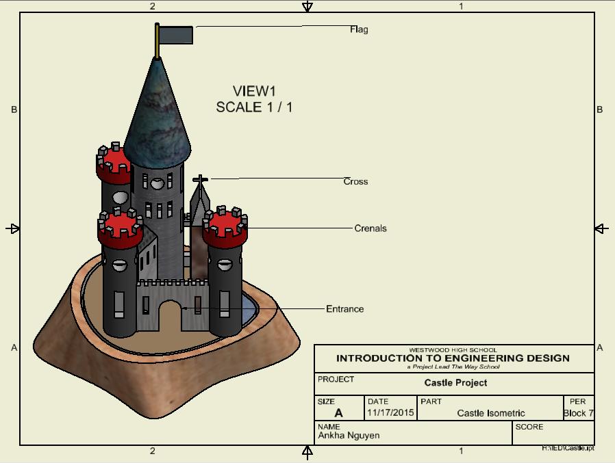 Drawn castle loophole Used chapel loopholes  the