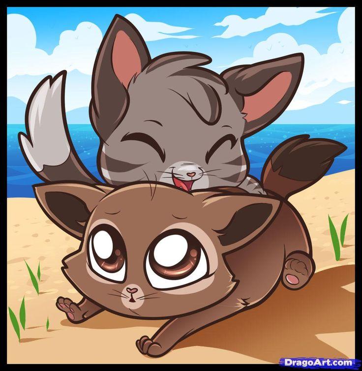 Grumpy Cat clipart dragoart Draw to How best Chibi