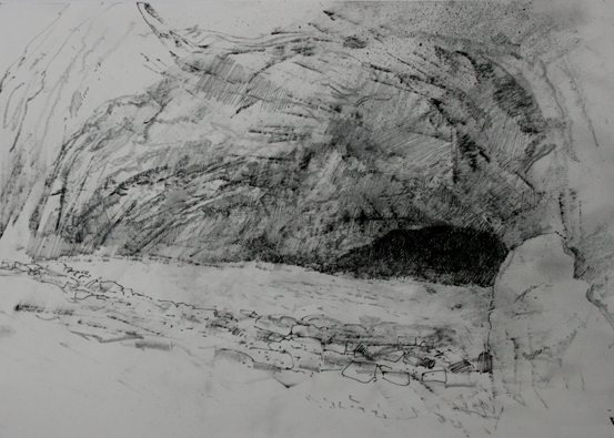 Drawn cave 2012 Perry – Prehistoric 30th