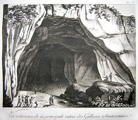 Drawn cavern Search Etching 19 best cave