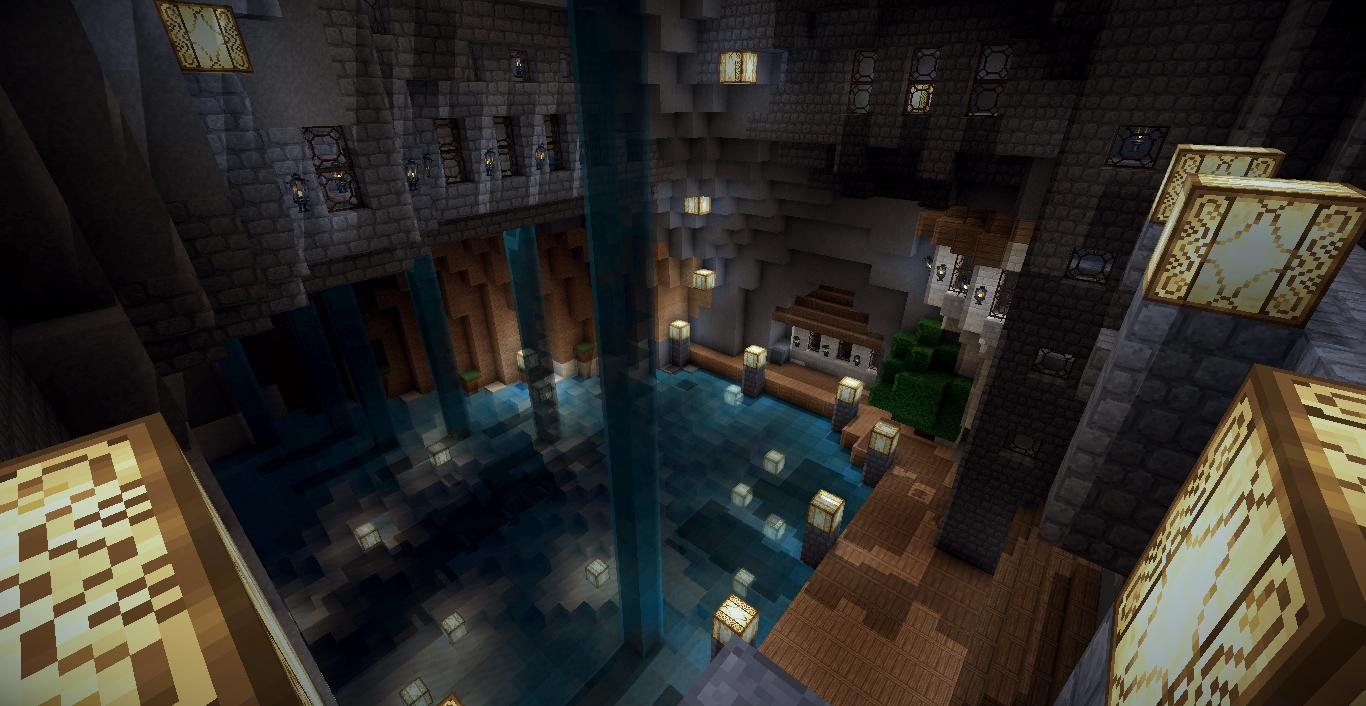 Drawn cavern minecraft Google dream house Search house