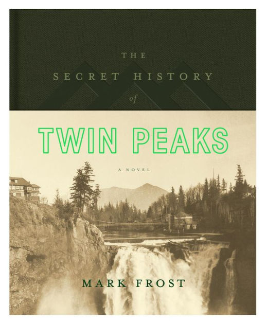 Drawn cavern twin peaks Hardcover Frost The Twin by